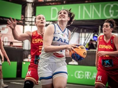 Italia-Austria e Italia-Svizzera oggi, basket 3×3: orari, programma, tv, streaming Preolimpico Graz