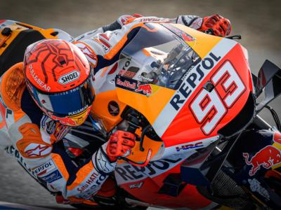 """MotoGP, Marc Marquez: """"Impossibile vincere, corriamo con la stessa moto dal 2019. Honda deve fare di più"""""""