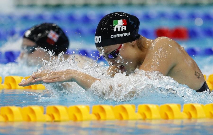 "Nuoto, Olimpiadi Tokyo, Martina Carraro: ""Si chiude una buona Olimpiade"""