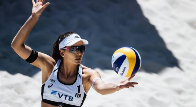 """Beach Volley, Menegatti-Orsi Toth: """"Le Olimpiadi per noi saranno la chiusura del cerchio"""""""