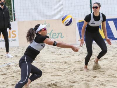 Beach volley, Continental Cup Baden. Italia sconfitta nella finale del girone dalla Germania. Domani quarto con la Norvegia per le azzurre