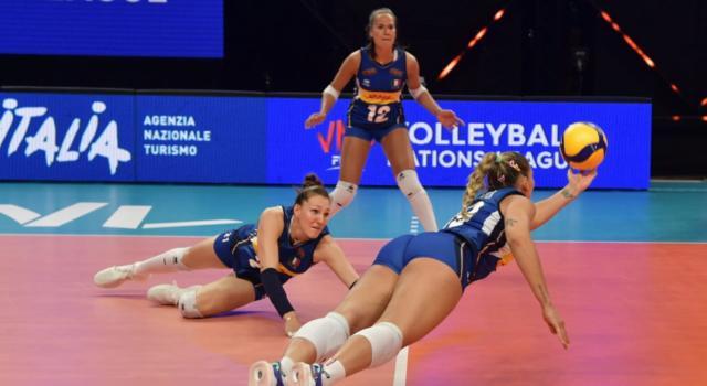 LIVE Italia-Serbia 1-3, Nations League volley femminile in DIRETTA. Alle serbe i tre punti, all'Italia i rimpianti