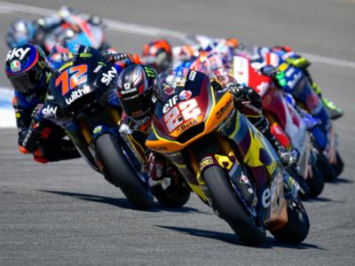 VIDEO Moto2, GP Francia: gli highlights delle prove libere