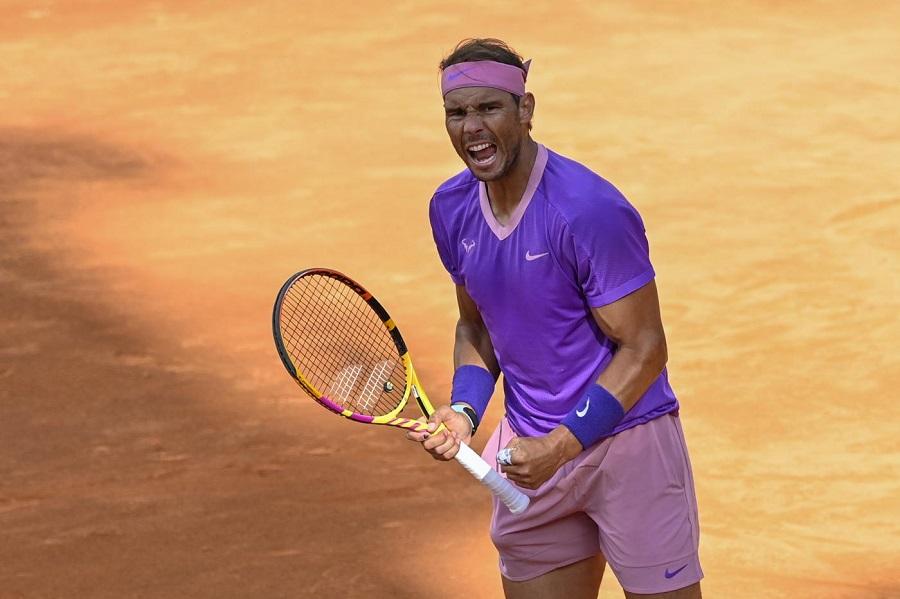 """Internazionali d'Italia 2021, Rafael Nadal: """"Una vittoria importante contro Opelka, ora l'ultimo sforzo"""""""