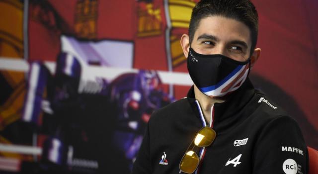 """F1, Esteban Ocon: """"La nuova curva 10 è interessante. Abbiamo provato molte cose su entrambe le vetture"""""""