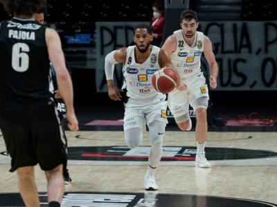 Basket: Trento batte Virtus Bologna e si prende i playoff di Serie A 2021. Brindisi seconda, scontro Venezia-Sassari ai quarti