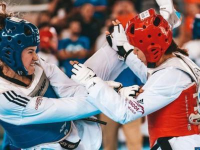 Taekwondo, Paulina Armeria approda ai quarti di finale del Preolimpico di Sofia