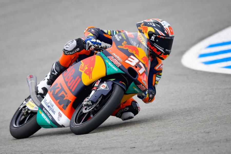 VIDEO Moto3, GP Germania 2021: highlights e sintesi. Pedro Acosta vince, Dennis Foggia 3°