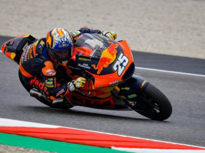 Moto2, risultati warm-up GP Stiria: Raul Fernandez impressiona, bene anche Di Giannantonio e Bezzecchi