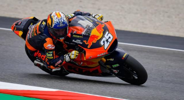 Moto2, risultati warm-up GP Olanda: Raul Fernandez impressiona, bene anche Di Giannantonio e Bezzecchi
