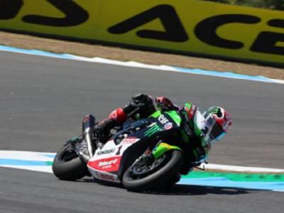 Superbike, risultati FP2 GP Olanda 2021: Jonathan Rea è il più veloce davanti a Gerloff e Bautista, 8° Rinaldi