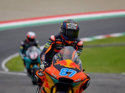 Moto2, GP Italia 2021: Remy Gardner la spunta su Raul Fernandez, Marco Bezzecchi è terzo