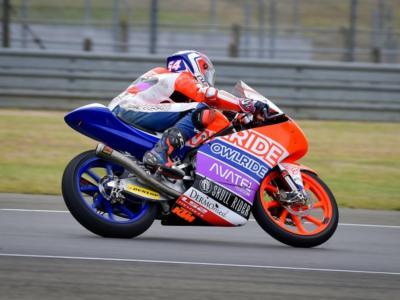 Moto3, risultato GP Francia 2021: Sergio Garcia vince su pista umida, Riccardo Rossi conquista il primo podio