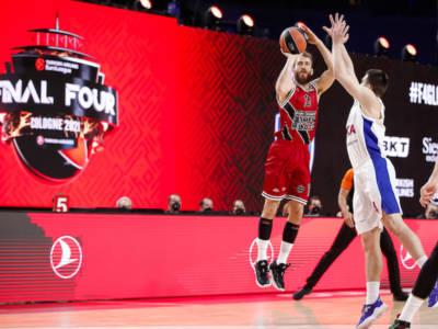 Basket, Eurolega 2021: l'Olimpia Milano batte il CSKA Mosca e chiude con un fantastico terzo posto