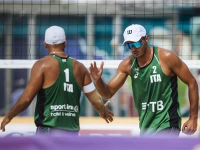 Beach volley, World Tour 2021, Sochi. Rossi/Carambula vincono il derby e fanno tris consecutivo di semifinali! Tokyo c'è