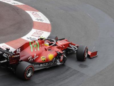VIDEO: GP Monaco, su i motori: il primo giro