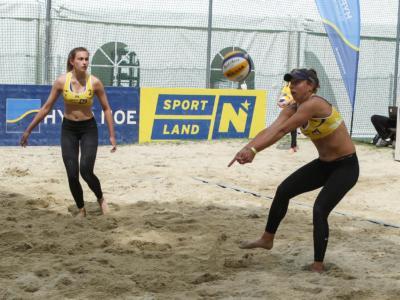 Beach volley, Europei Under 22 Baden. Due sconfitte per gli azzurri, Dal Corso/Marchetto agli ottavi