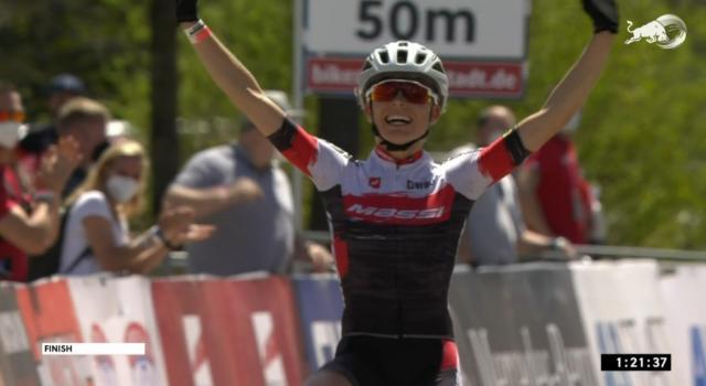 Mountain Bike, Coppa del Mondo Leogang 2021: Loana Lecomte trionfa tra le donne. Decima piazza per Eva Lechner