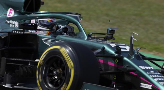 """F1, Sebastian Vettel: """"Il nostro miglior venerdì della stagione! Domani l'obiettivo è la Q3"""""""