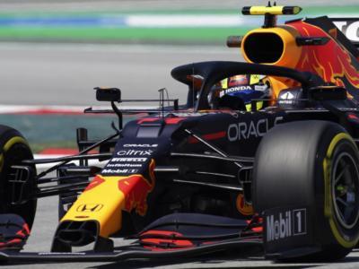 """F1, Sergio Perez: """"Oggi non ho trovato un giro buono, colpa anche di un problema alla spalla…"""""""