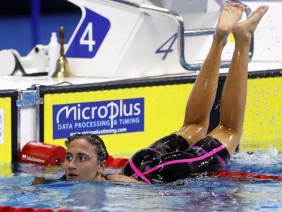 Nuoto, Europei 2021: Quadarella bis d'oro nei 1500 sl, Panziera d'argento nei 100 dorso. 4×200 sl donne e Caramignoli, che podio!