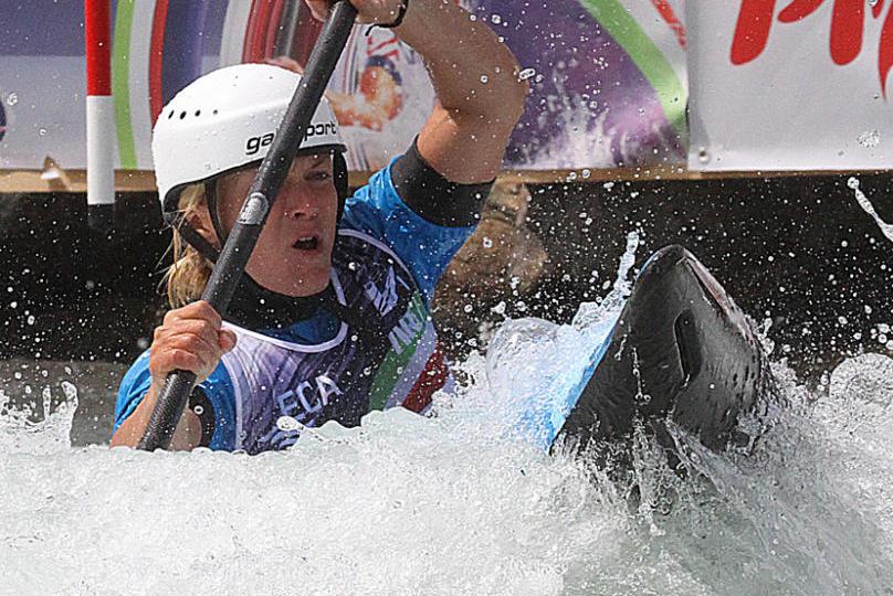 LIVE Canoa slalom, Olimpiadi Tokyo in DIRETTA: Horn seconda a 30 centesimi dalla testa! Mancano tre atlete!