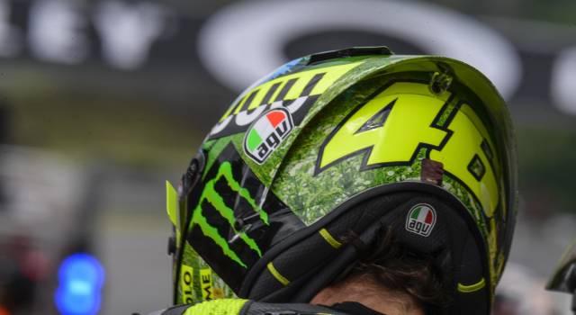 """MotoGP, Valentino Rossi: """"Una giornata difficile per tutti, la mia gara? Decente…"""""""