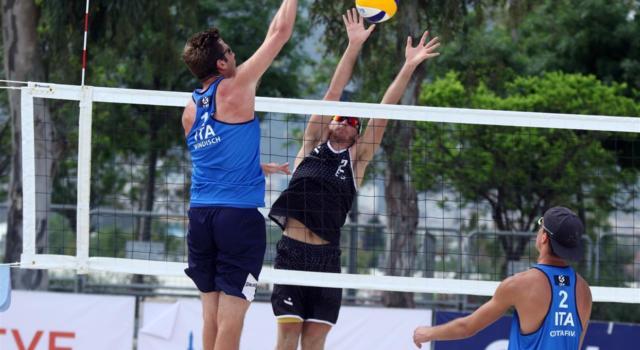 Beach volley, Continental Cup 2021. Azzurre terze a Baden, azzurri in finale per il bronzo ma qualificati per The Hague