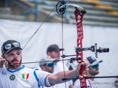 Tiro con l'arco: Federico Pagnoni eliminato ai quarti nel compound. Italia esclusa anche nella prova mista del ricurvo