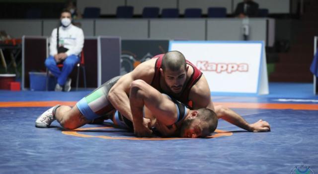 Lotta, Europei Under 23 Skopje 2021: eliminato Luca Svaicari, l'Italia chiude con due bronzi