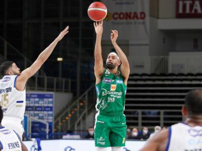 Basket, Trento batte Brindisi nel recupero della 29ª giornata di Serie A 2021