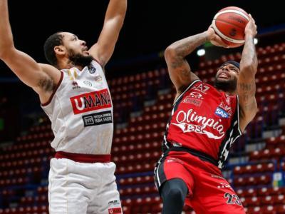 Basket, Playoff Serie A 2021: al via la semifinale tra Milano e Venezia