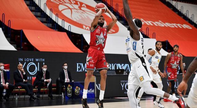 Olimpia Milano-Trento oggi: orario, tv, programma, streaming gara-2 Playoff Serie A basket