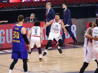 Basket, Eurolega 2021: i migliori giocatori della Final Four. Micic MVP, Larkin e Higgins stellari. Kevin Punter sfiora l'impresa