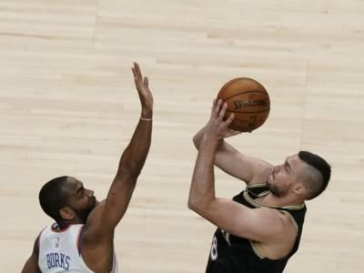NBA Playoff 2021, i risultati della notte: Atlanta e Brooklyn sul 3-1, pareggiano Suns e Clippers