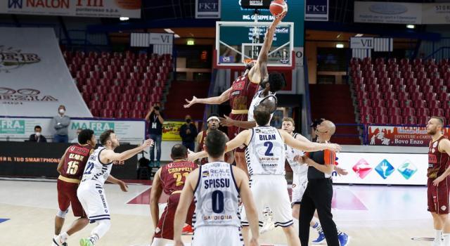 Basket, Playoff Serie A 2021: al via gara-2 con la novità del back to back