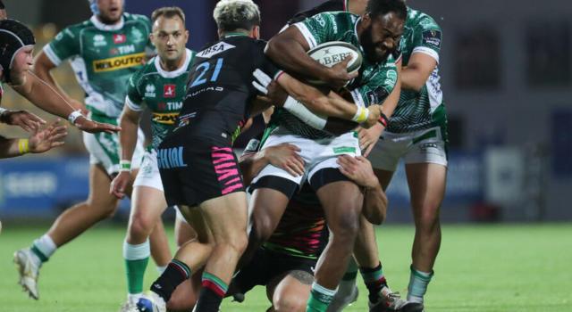 Rugby, Rainbow Cup 2021: Benetton Treviso – Zebre, è già ora di rivincita