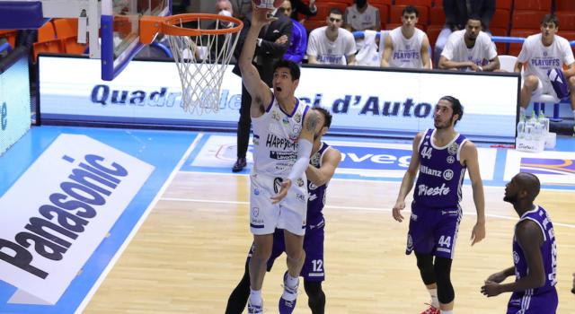 Brindisi-Trieste oggi: orario, tv, programma, streaming gara-2 Playoff Serie A basket