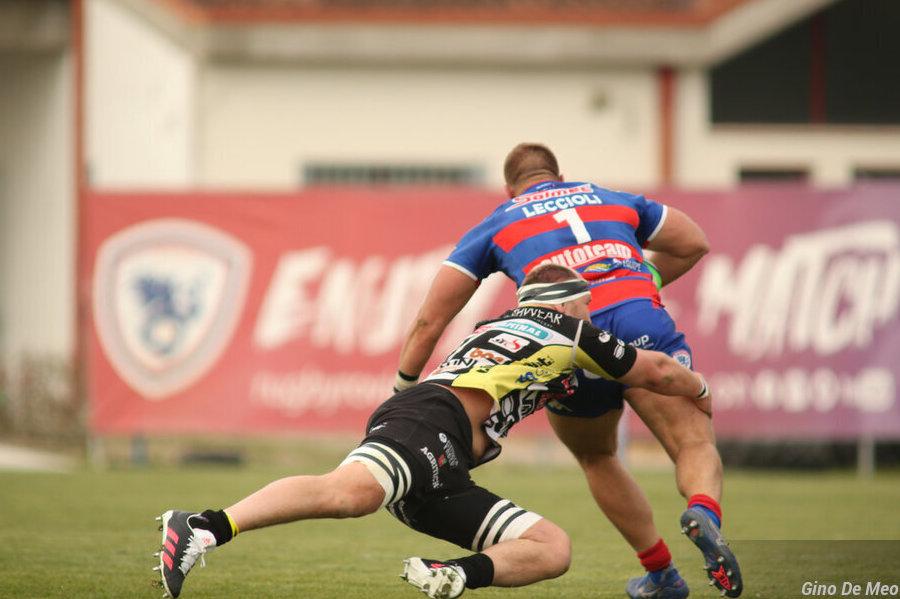 Rugby, Top 10: Calvisano batte in rimonta Rovigo in una semifinale poco spettacolare