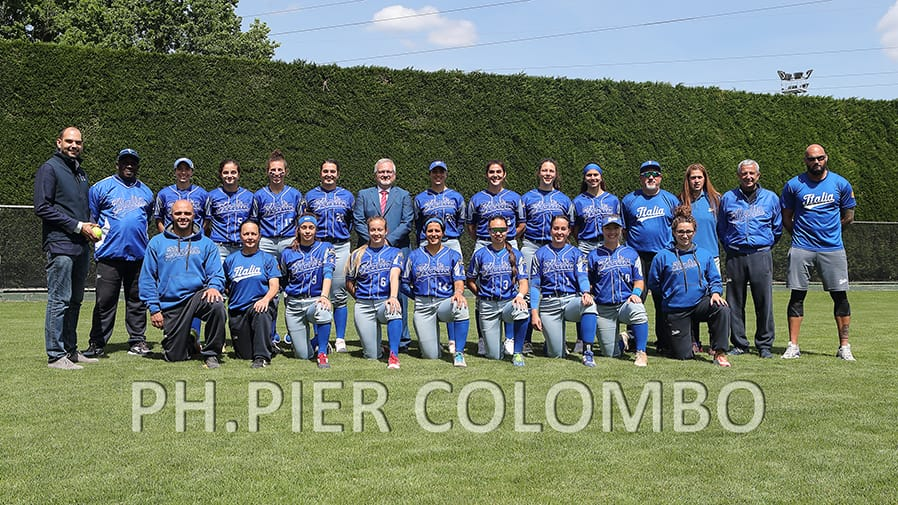 Softball: All Star Game 2021, Italia battuta di misura dalle All Stars