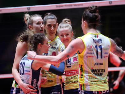 Conegliano-Novara oggi, Supercoppa Italiana volley donne: orario, tv, canale, programma, streaming