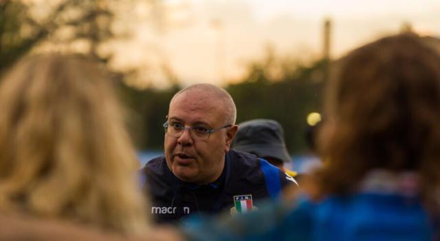 """Rugby, il ct Andrea Di Giandomenico: """"Italia in continua crescita. Seven? Presto per parlare di Olimpiadi"""""""