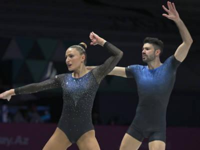 Michela Castoldi e Davide Donati nella leggenda: Campioni del Mondo per la terza volta, poi il ritiro. Meritavate le Olimpiadi