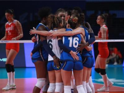 Volley femminile, Italia-Giappone Nations League: programma, orario, tv, streaming