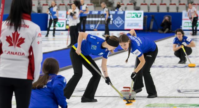 Curling, Mondiali 2021: Italia battuta dalla Danimarca, ottavo ko per le azzurre e penultimo posto