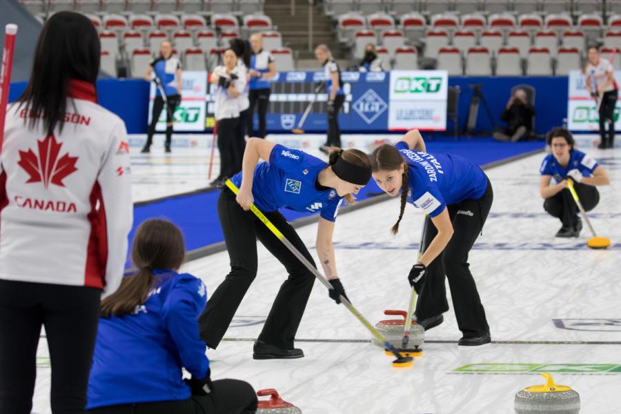 Curling Mondiali