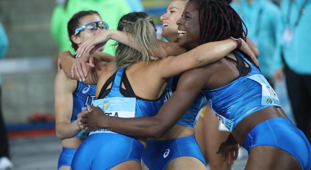 Atletica, Medagliere World Relays 2021: Italia seconda con 2 ori, vince la Polonia