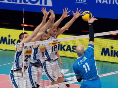 Volley, Nations League 2021: Italia-Slovenia 0-3, altro ko per i giovani azzurri a Rimini