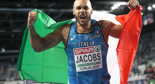"""LIVE Atletica, Meeting Savona 2021 in DIRETTA: video Marcell Jacobs record italiano! 9″95 supersonico. """"E posso migliorare…"""""""