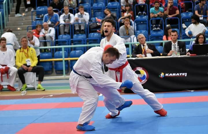 Karate, Preolimpico 2021: Michele Martina esce al quarto turno e saluta Tokyo